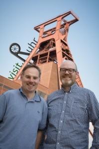 Sven Hilling und Dirk Slawetzki