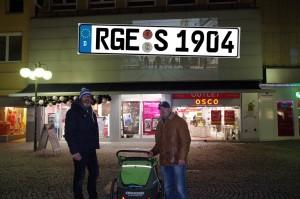 visit.Ruhr präsentieren die neuen Nummernschilder