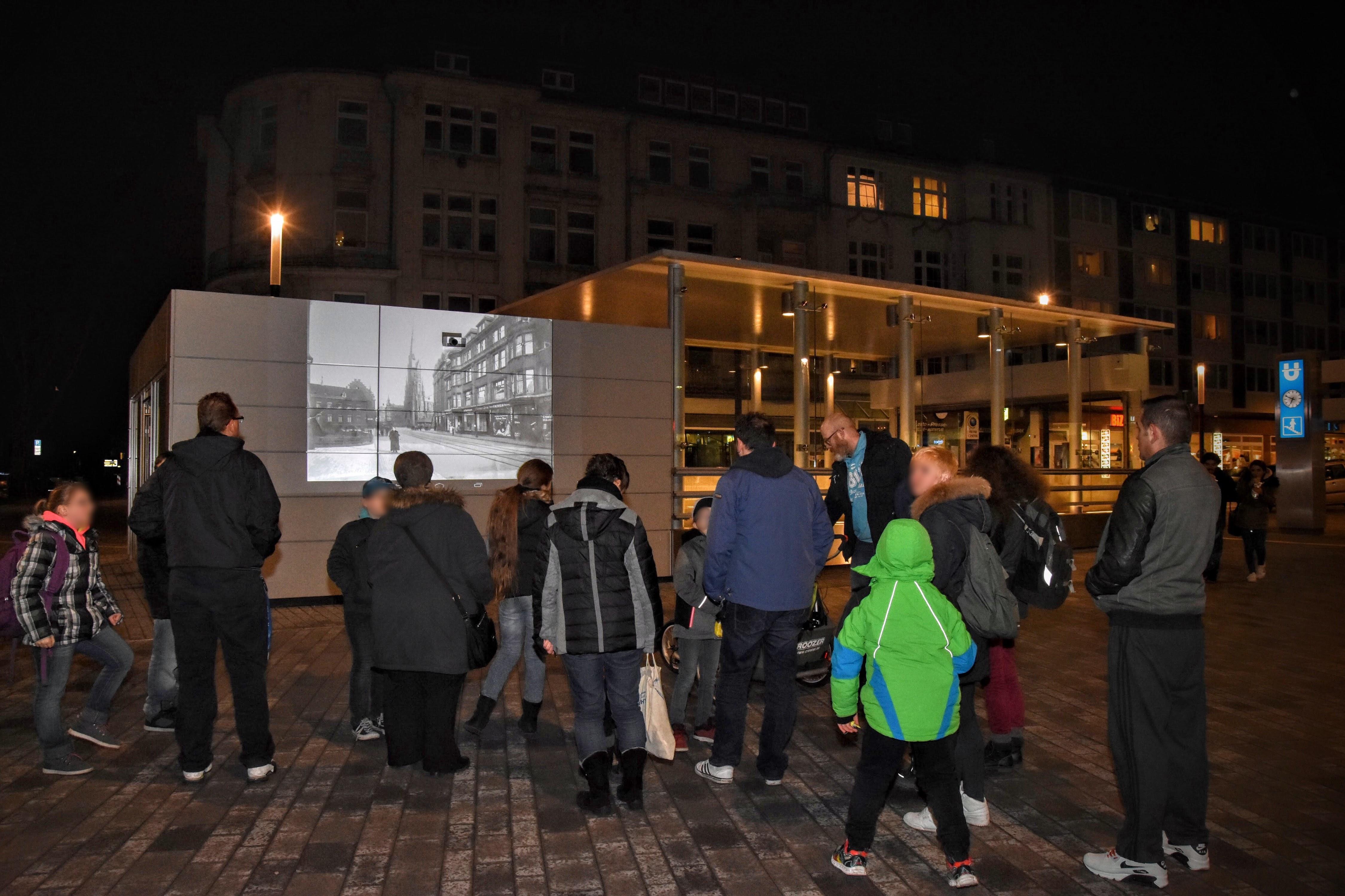 Umweltdiplom - Haltestelle Heinrich-König-Platz
